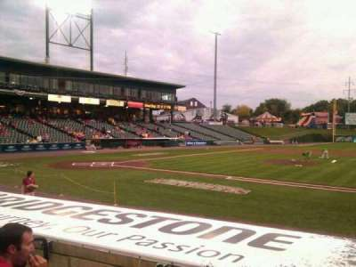 Clipper Magazine Stadium section 8