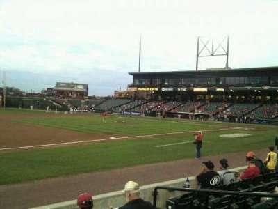 Clipper Magazine Stadium, section: 24, row: e, seat: 5