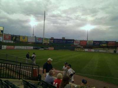 Clipper Magazine Stadium, section: 26, row: e, seat: 5
