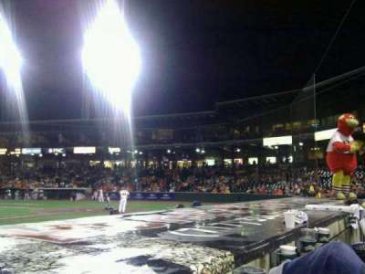 Clipper Magazine Stadium section 21