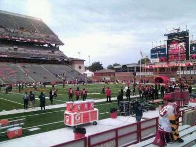 Maryland Stadium, section: 24, row: g, seat: 10
