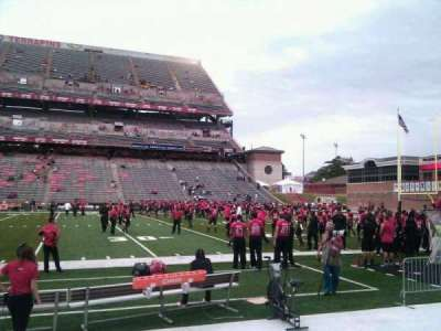 Maryland Stadium, section: 26, row: d, seat: 10