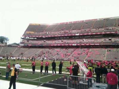 Maryland Stadium, section: 27, row: d, seat: 14