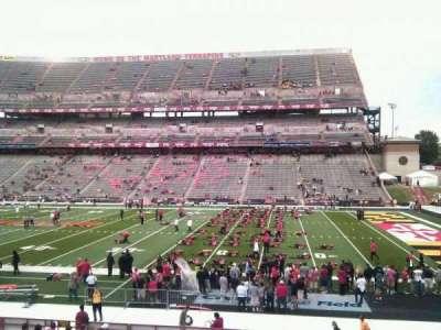 Maryland Stadium, section: 27, row: bb, seat: 22
