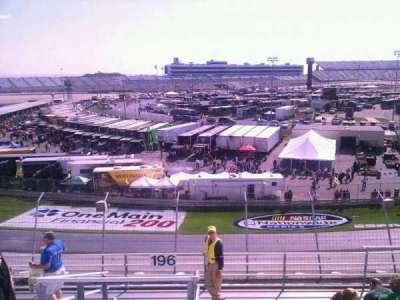 Dover International Speedway, section: 196, row: 9, seat: 9