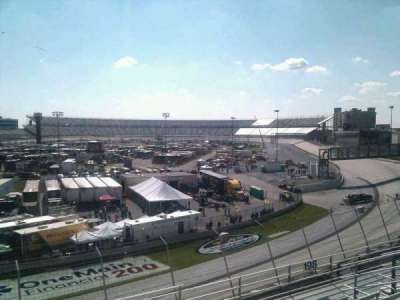 Dover International Speedway, section: 199, row: 9, seat: 9