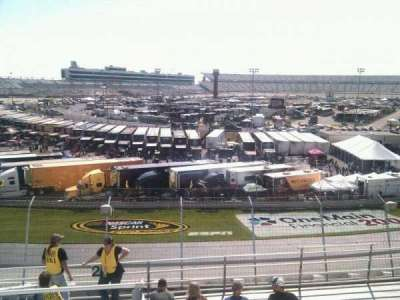 Dover International Speedway, section: 200, row: 9, seat: 9