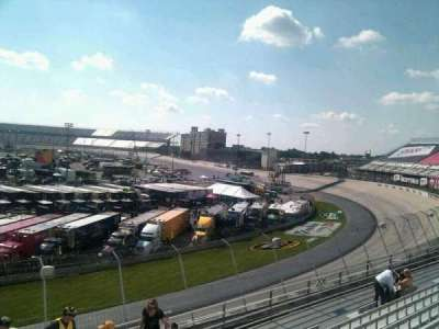 Dover International Speedway, section: 207, row: 9, seat: 9
