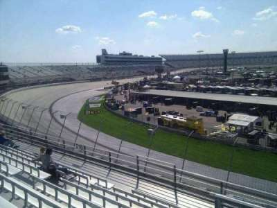 Dover International Speedway, section: 217, row: 9, seat: 9