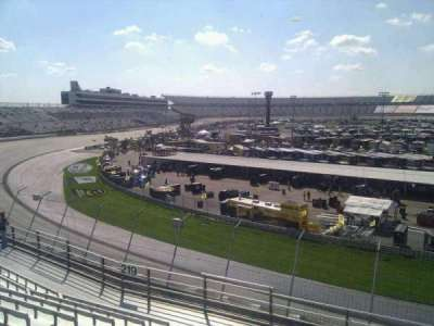 Dover International Speedway, section: 218, row: 9, seat: 9