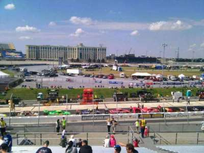 Dover International Speedway, section: 110, row: 30, seat: 9