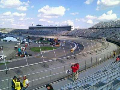 Dover International Speedway, section: 138, row: 14, seat: 9