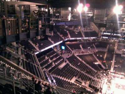 Barclays Center, section: 226, row: 22, seat: 5