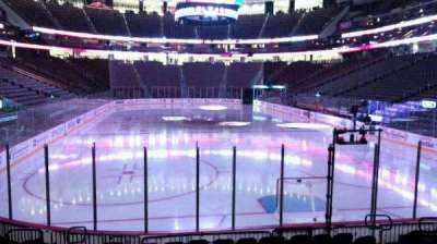 Prudential Center, section: 2, row: 10, seat: 9