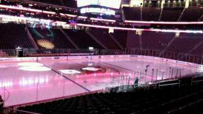 Prudential Center, section: 17, row: 17, seat: 1