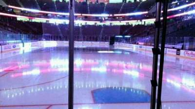 Prudential Center, section: 2, row: 3, seat: 3