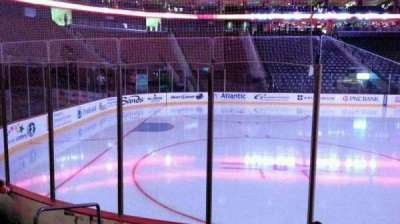 Prudential Center, section: 6, row: 5, seat: 9
