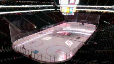 Prudential Center, section: 106, row: 3, seat: 10