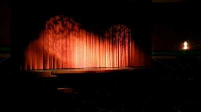 Landis Theater, section: orchestra left, row: n, seat: 9