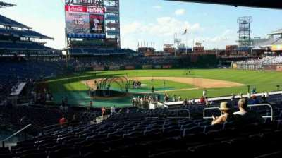 Citizens Bank Park, section: 121, row: 34, seat: 9
