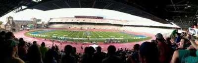 Franklin Field section sf