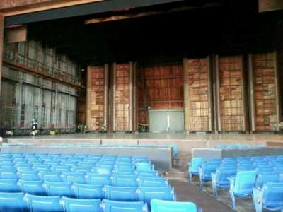 The Mann, section: orchestra a, row: l, seat: 123