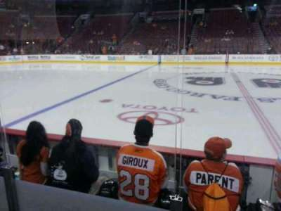 Wells Fargo Center section 101