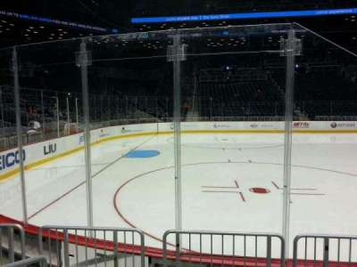 Barclays Center, section: 4, row: 4, seat: 18