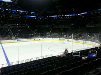 Barclays Center, section: 24, row: 10, seat: 11