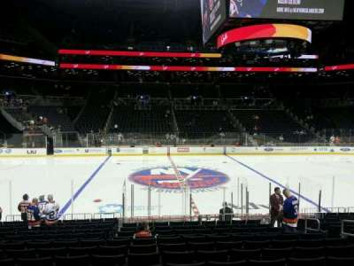 Barclays Center, section: 25, row: 15, seat: 8