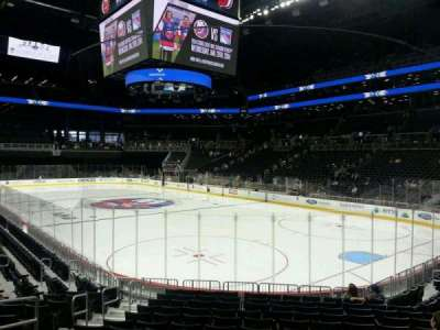Barclays Center, section: 20, row: 13, seat: 13