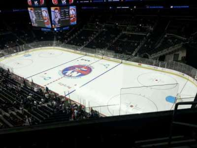 Barclays Center, section: 204, row: 4, seat: 2