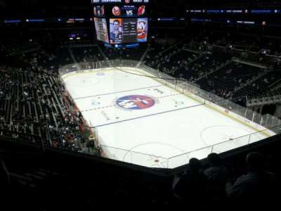 Barclays Center section 202