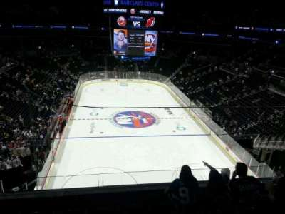 Barclays Center, section: 201, row: 5, seat: 1