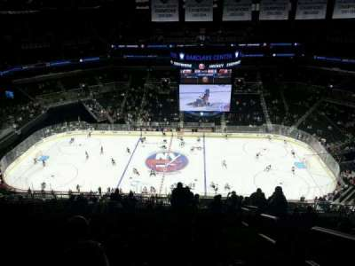 Barclays Center, section: 225, row: 16, seat: 1