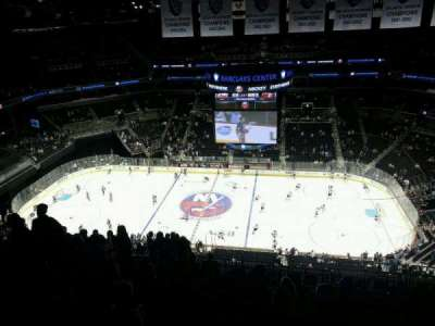 Barclays Center, section: 223, row: 16, seat: 18
