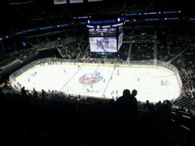 Barclays Center, section: 223, row: 15, seat: 2