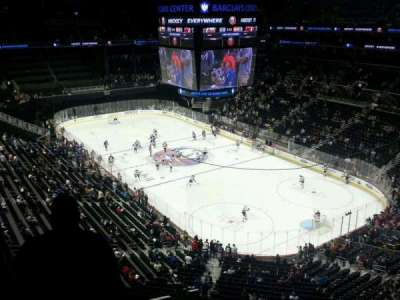 Barclays Center, section: 219, row: 7, seat: 5