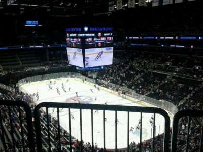 Barclays Center, section: 219, row: accessible