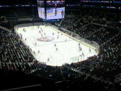 Barclays Center, section: 218, row: 7, seat: 19