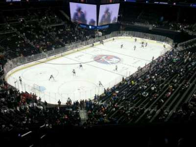 Barclays Center, section: 212, row: 7, seat: 6