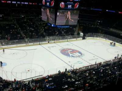 Barclays Center, section: 211, row: 2, seat: 1