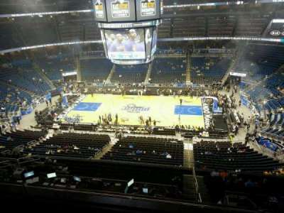 Amway Center section 208