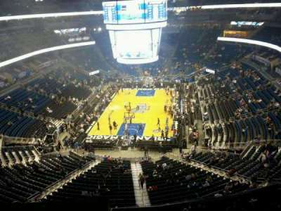 Amway Center, section: 216, row: 3, seat: 14