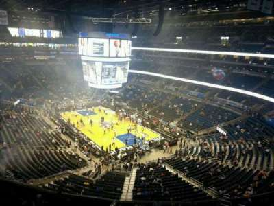 Amway Center, section: 220, row: 3, seat: 6