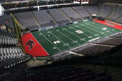 Jacksonville Veterans Memorial Arena, section: 324, row: G, seat: 6