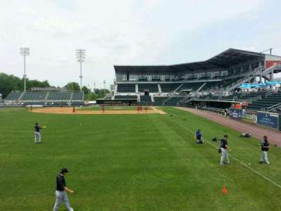 FNB Field, section: 402, row: 4, seat: 8