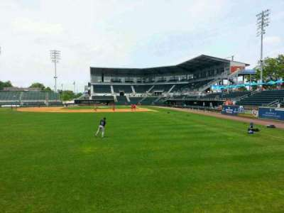 FNB Field, section: 403, row: 2, seat: 6
