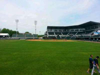 FNB Field, section: 404, row: 1, seat: 3