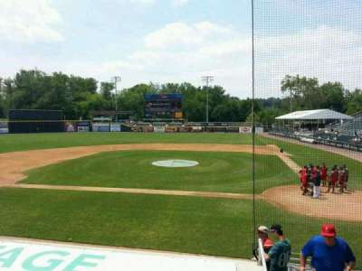 FNB Field, section: 106, row: 8, seat: 22